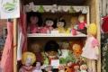 Chalet poupées