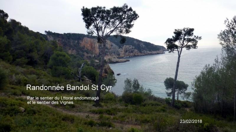BANDOL - ST CYR